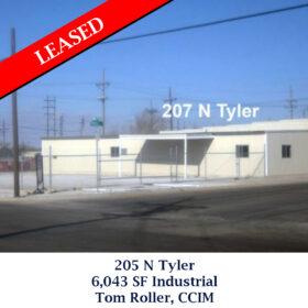 Leased 205 N Tyler Industrail Tom