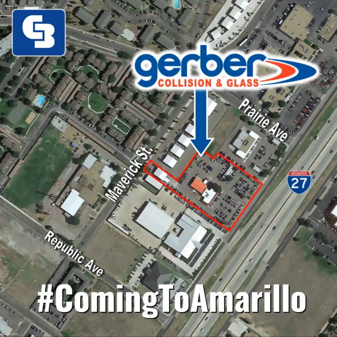 Gerber collision coming to amarillo