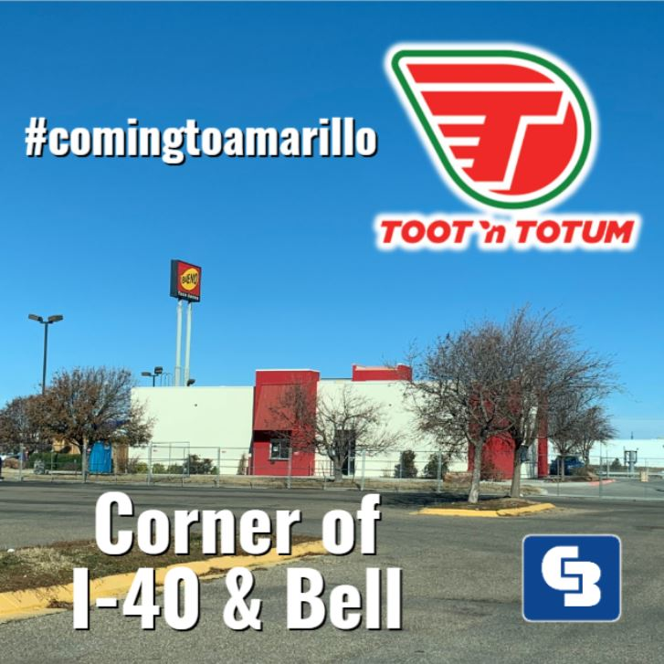toot n totum coming to amarillo bell