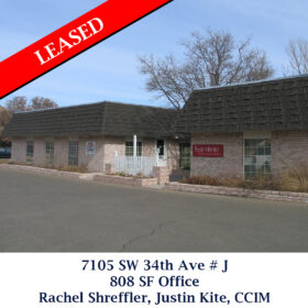 393 Leased 7105 SW 34th Ave J Office Justin Rachel