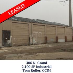 394 Leased 306 N Grand 100 industrial tom