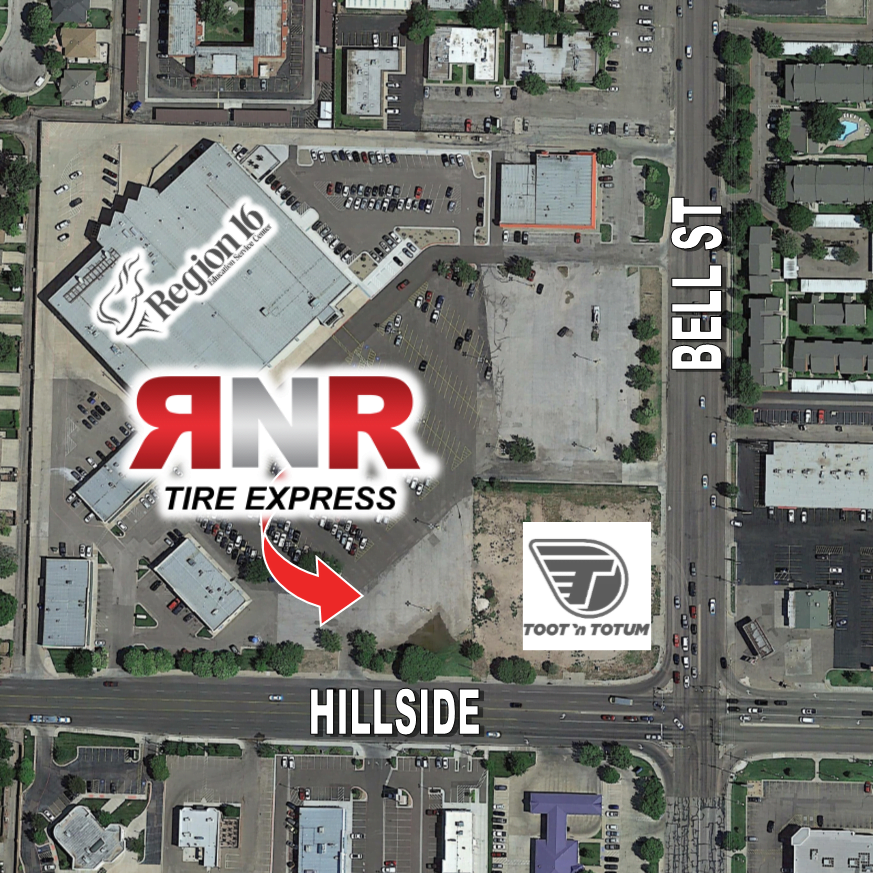 R&R Tire coming to Amarillo