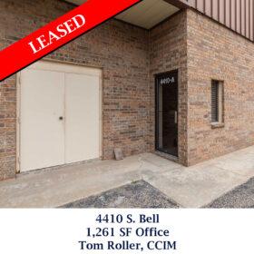 393 Leased 4410 Bell Tom Office