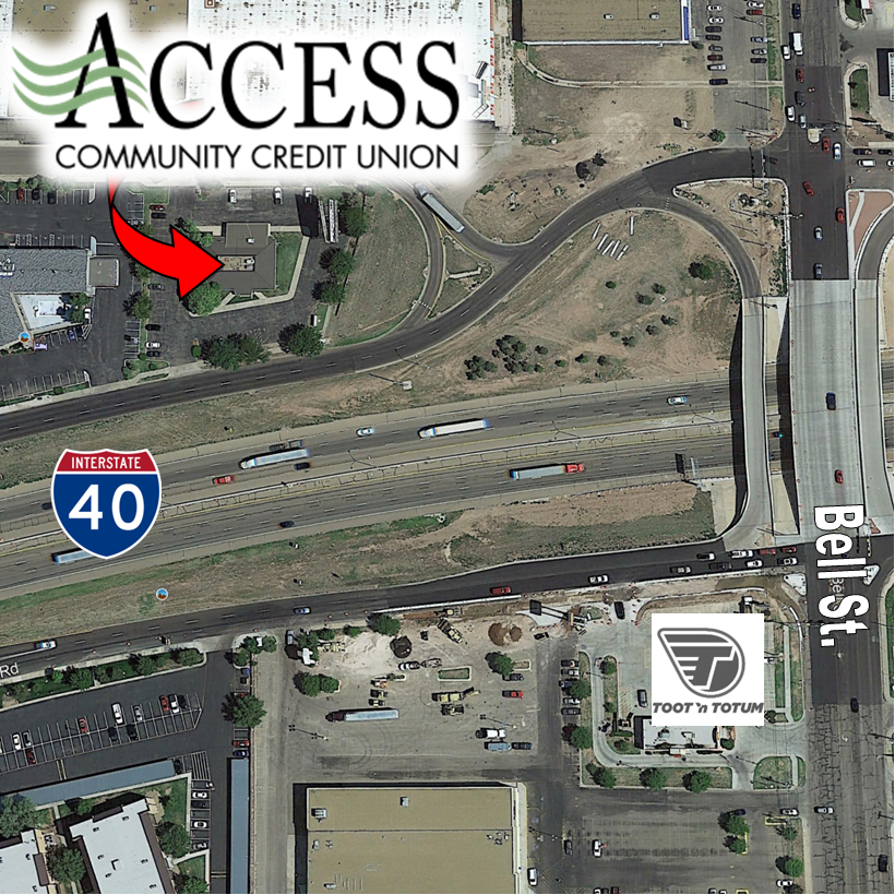 access community Credit Union coming soon