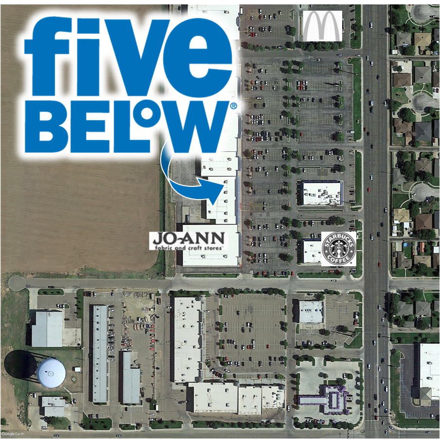 Five below coming to amarillo