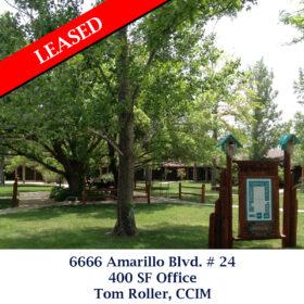 6666 Amarillo Blvd 24 Tom Leased