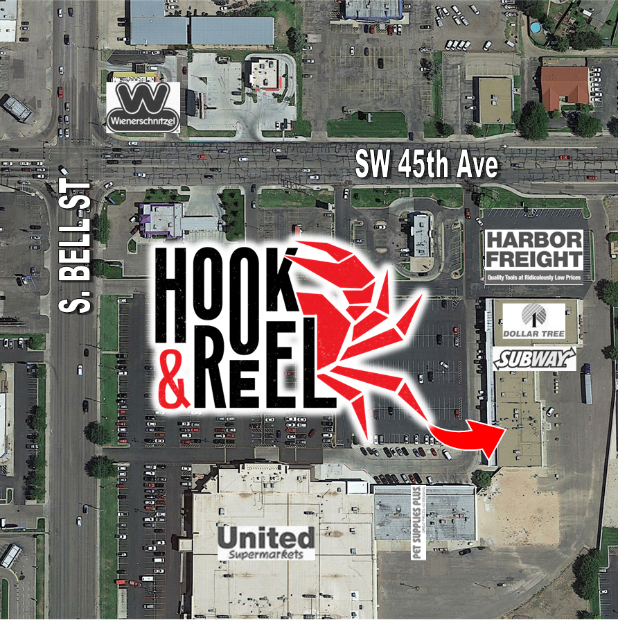 Hook and Reel Coming to Amarillo