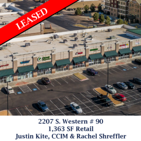 2207 S Western Suite 90 Leased Justin