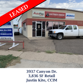 3937 Canyon Dr Leased Justin